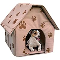 Pet Dog House Portable Folding Dog House Cat Bed for Small Dog Puppy Pet Supply