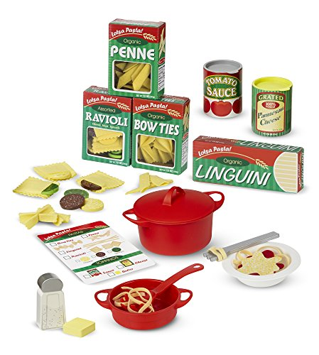 Melissa & Doug  Prepare & Serve Pasta from Melissa & Doug
