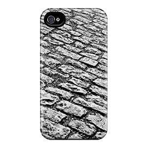 Iphone Cover Case - Street Pavement Protective Case Compatibel With Iphone 4/4s