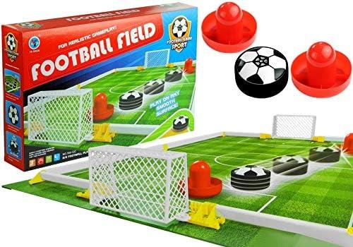 BSD Air Hockey Fútbol Hovercraft 2 Objetivos Juego: Amazon.es: Juguetes y juegos