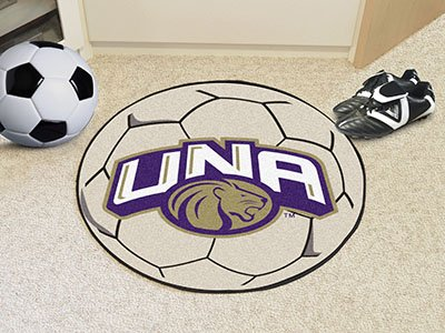 Fanmats University of North Alabama Soccer Ball/27 Diameter