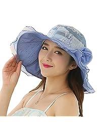 Fashion lace sun hat woman beach sun hat
