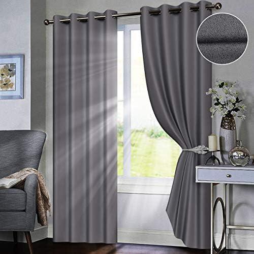 DORPU Blackout Grommet Curtain