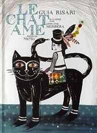Le chat d'âme par Guia Risari