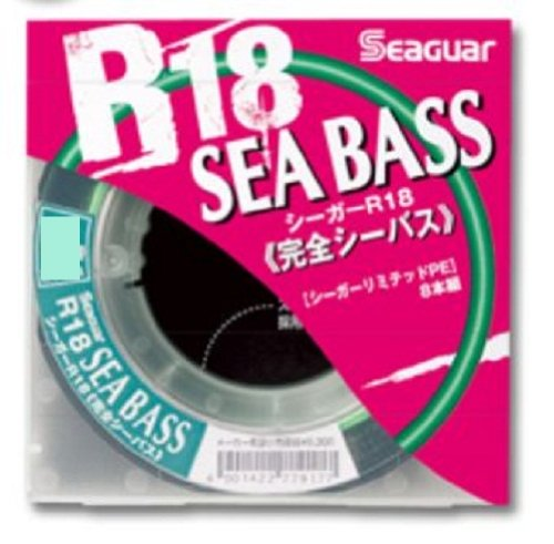 KUREHA SEAGUAR R18 exclusively for sea bass 200m No.1.5 [sporting goods]