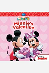 Mickey Mouse Clubhouse: Minnie's Valentine Kindle Edition