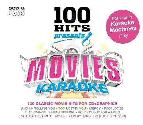 Movies Karaoke by 100 Hits (2010-11-16)