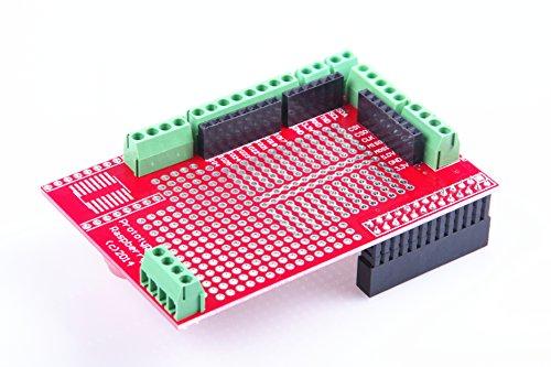 KNACRO Prototype Shield for RasPi Raspberry Pi prototype raspberry pie expansion (Converter Pie)