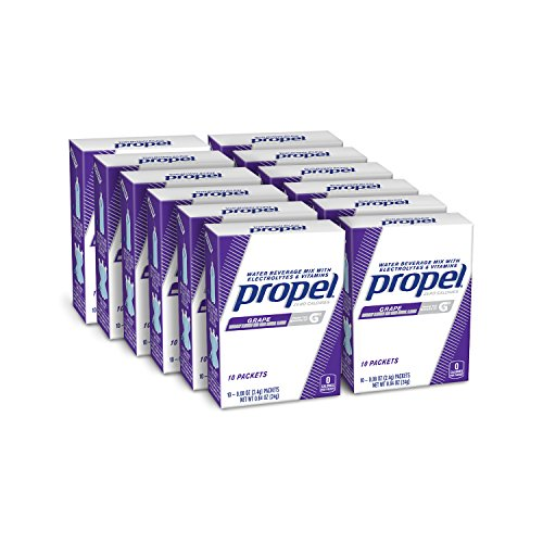 Propel Powder Packets Electrolytes Vitamins