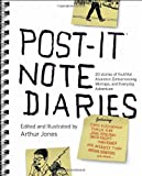 Post-It Note Diaries, , 0452296978