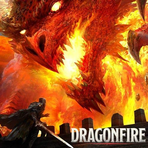Dungeons and Dragons Dragonfire DBG Character Expansion Pack