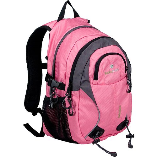 Lucky Bums Switchback Backpack (Pink), Outdoor Stuffs