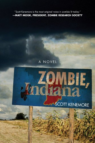 Zombie, Indiana: A Novel (Naked Steampunk Women)