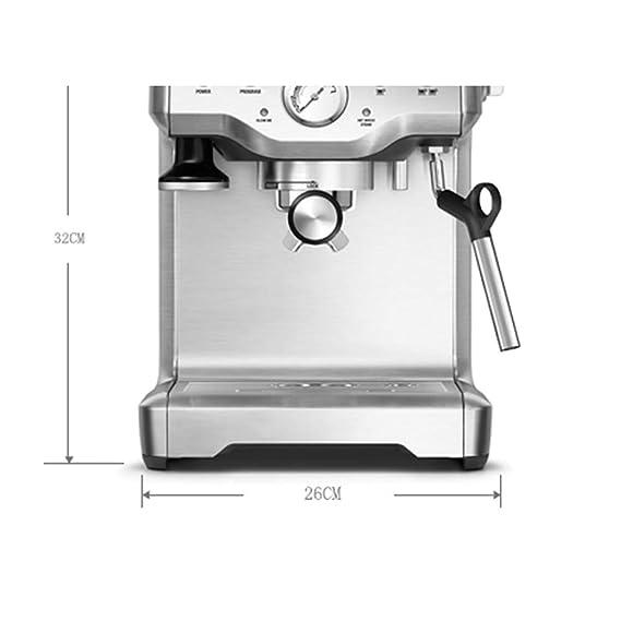 Cafetera semiautomática KOKO de una cabeza Máquina de café ...