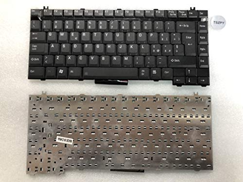 New Keyboard for Toshiba Portege M20 TE2100 IT Layout 3160 Italian Layout