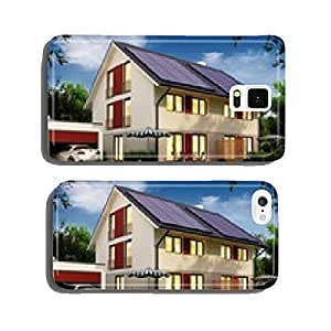 The dream house 55 cell phone cover case iPhone5