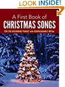 #5: A First Book of Christmas Songs for the Beginning Pianist: with Downloadable MP3s