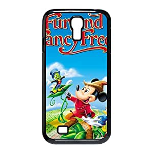Cartoon Fun and Fancy Free for Samsung Galaxy S4 I9500 Phone Case 8SS458372