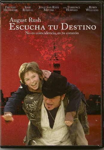Escucha tu Destino (August Rush) [*Ntsc/region 1 & 4 Dvd. Import-latin America] Spanish Cover
