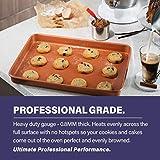 Gotham Steel Bakeware Nonstick Cookie Sheet XL