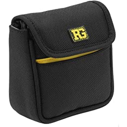 Ruggard FPB-244B Filter Pouch for Filters up to 86mm(3 Pack)