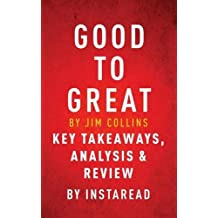 Amazon jim collins books good to great by jim collins key takeaways analysis review fandeluxe Image collections