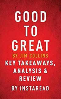 Good to great amazon jim collins 0201566620996 books good to great by jim collins key takeaways analysis review fandeluxe Gallery