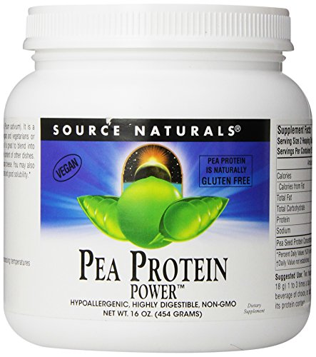 Source Naturals Pea Protein Power