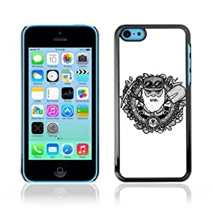 linJUN FENGDesigner Depo Hard Protection Case for Apple iphone 6 4.7 inch / Cool Oldschool Miner