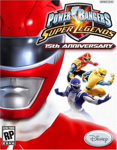 Amazon.com: Power Rangers Super Legends: PlayStation 2 ...