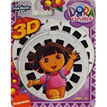 ViewMaster 3D Reels - Dora the Explorer 3-pack set [Toy]