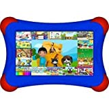 Visual Land Prestige Pro FamTab 8GB 1.6GHz Dual Core with Google Play and Safety Bumper (Royal Blue), Best Gadgets