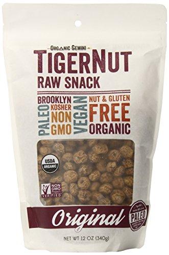Organic Raw Tigernuts (12 oz)