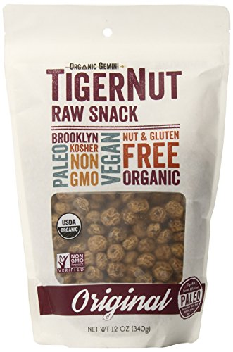 Organic Raw Tigernuts 12 oz product image