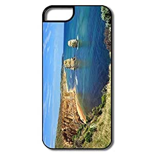 For SamSung Galaxy S5 Phone Case Cover Sea Landscape Australia For SamSung Galaxy S5 Phone Case Cover - White/black Hard Plastic