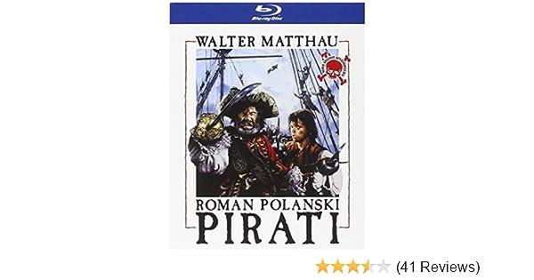 Amazon com: Pirates ( 1986 ) [ Blu-Ray, Reg A/B/C Import