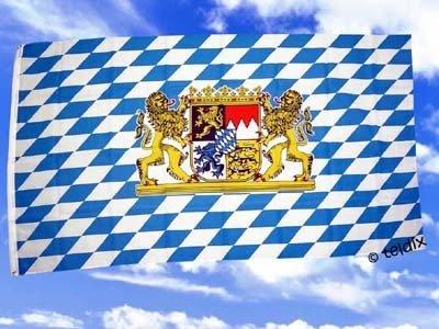 MM Flaggen / Fahnen, 16158, mehrfarbig, 150 x 90 x 1 cm, 16158