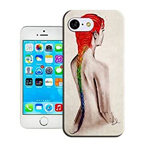New Fashion Case BreathePattern-Toxicity Plastic protective case cover-Apple iPhone 94rd1orv1Fq 5s case cover