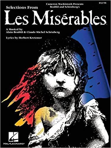 Amazon.com: Selections from Les Miserables: Instrumental Solos for ...