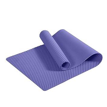 Rnalley TPE Yoga Mat - Fitness para Principiantes para ...