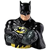 GHP Kitchen Storage 9'' x 8¼'' x 11¼''High Ceramic Batman Cookie Jar