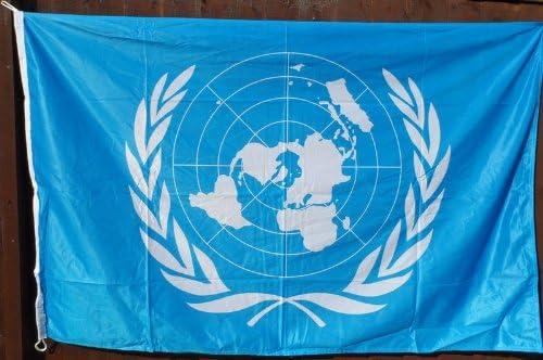 Naciones Unidas ONU 5/'x3/' Bandera