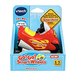 VTech Go! Go! Smart Wheels Motorcycle