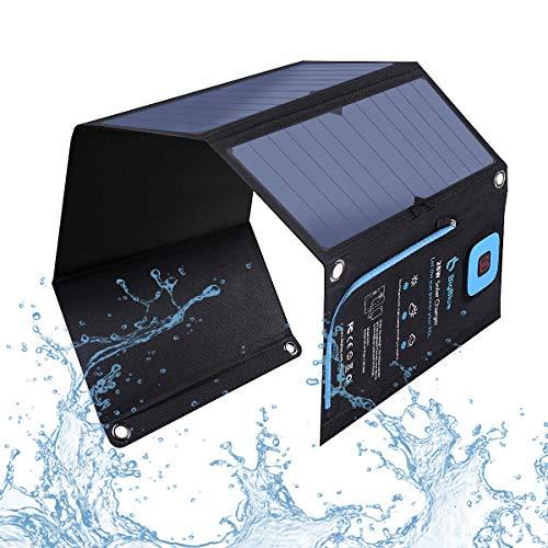 BigBlue 28W Solar Phone