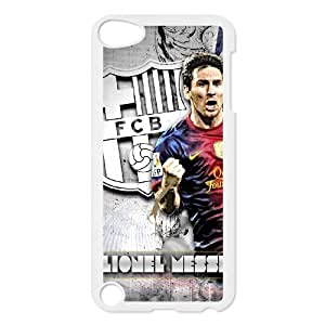 Ipod Touch 5 Phone Case for Lionel Messi pattern design GLM06SQ67483