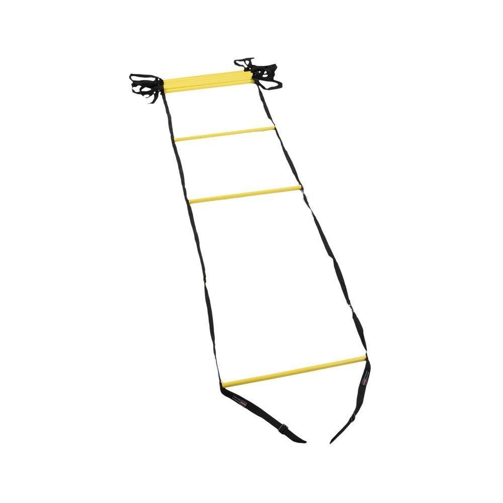 Power Systems Agility Ladder 15 Feet x 20 Inches Black/Yellow (30692) [並行輸入品] B075JYYXJR