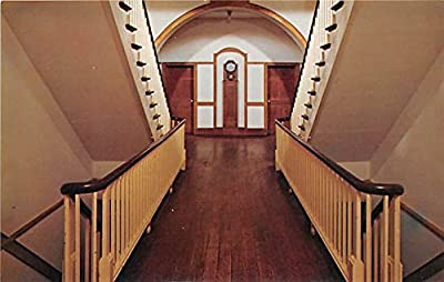 First Floor of the 1824 South Union Shaker Centre House South Union, Kentucky, USA Postcard