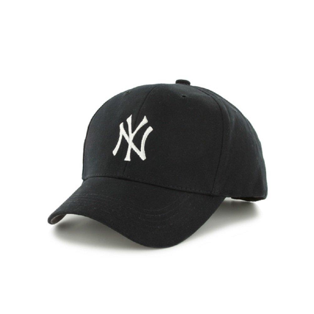 '47 Brand. New York Yankees Kids (Size 4/7) Clean up Cap - Navy Blue