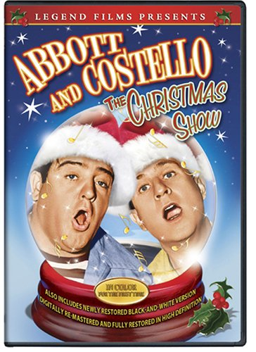 Abbott & Costello - Christmas Show -