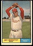 1961 Topps # 433 Art Mahaffey Philadelphia Phillies (Baseball Card) Dean's Cards 5 - EX Phillies